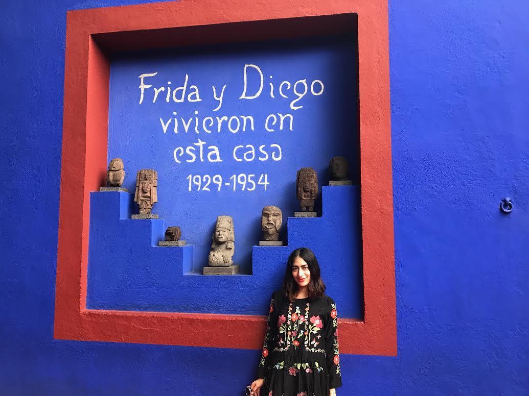 Casa Azul- Museo Frida Kahlo