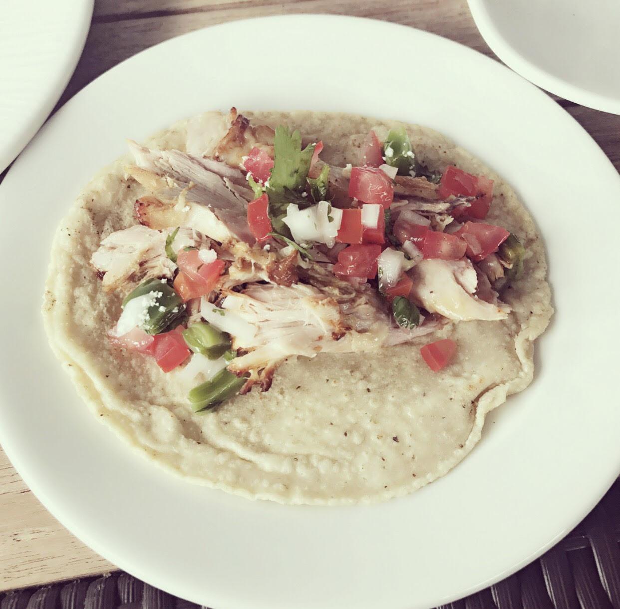 Balcon del Zocalo - Tacos de chamorro