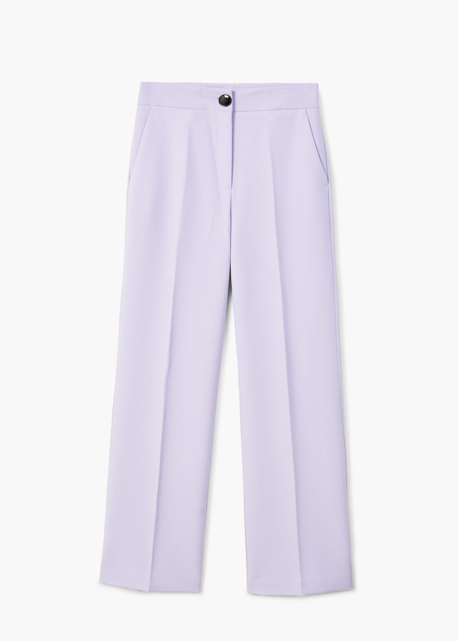 Mango High-waist Trousers , $60