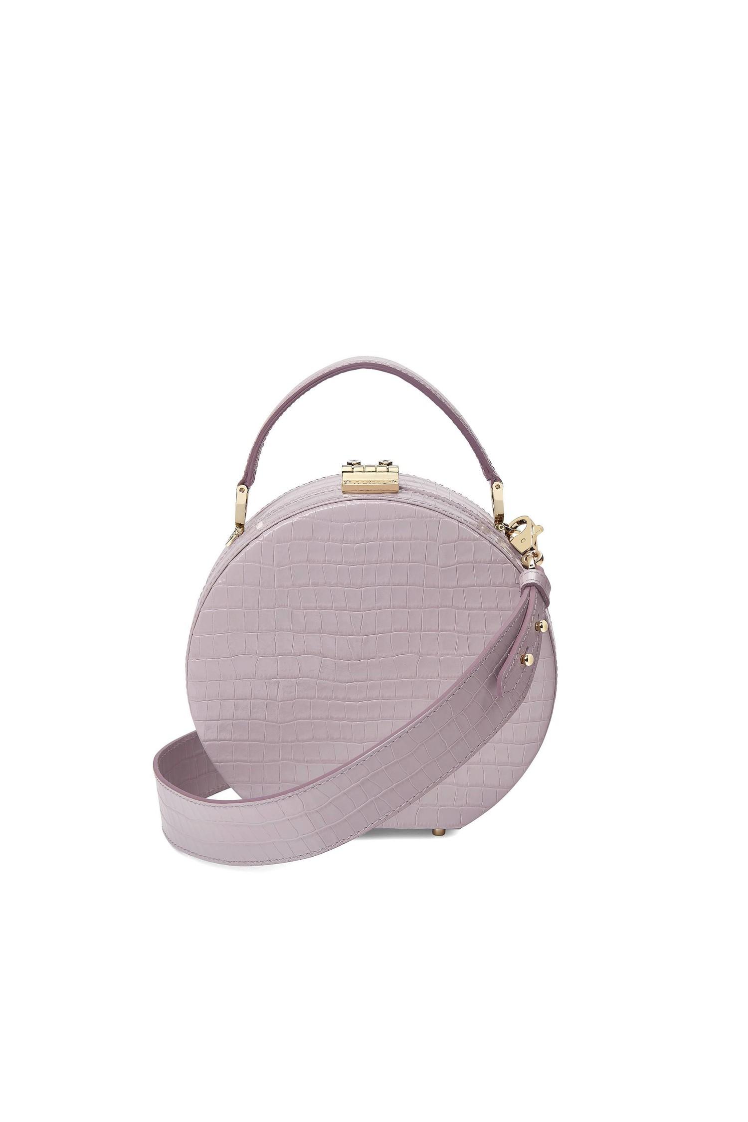 Aspinal of London Mini Hat Box Bag , $870