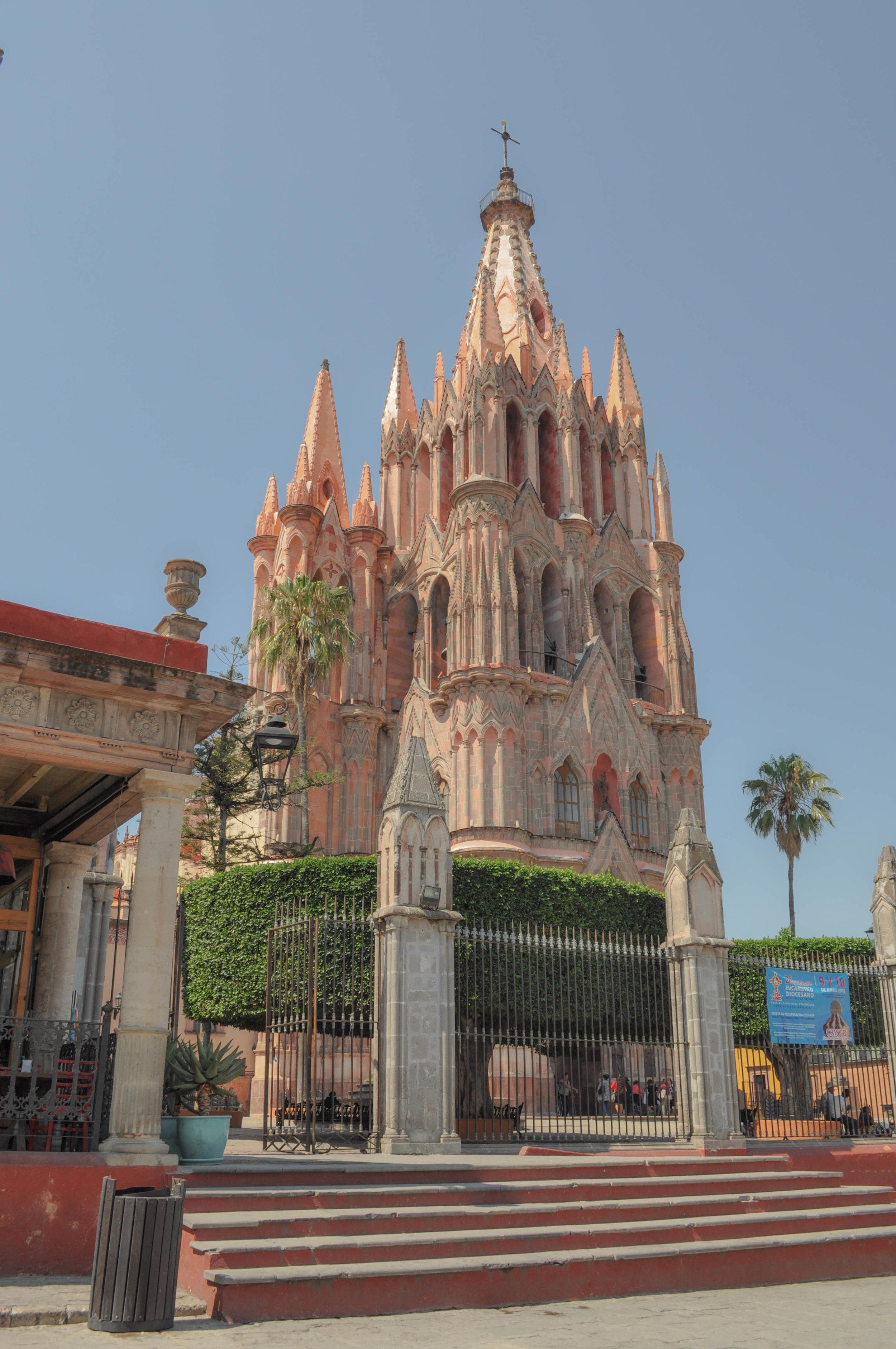 Parroquia San Miguel de Arcanguel