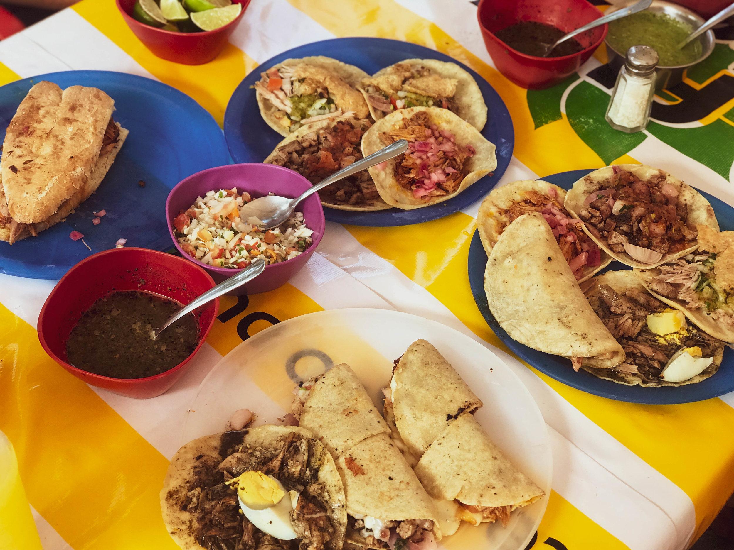 Tacos Don Honorio