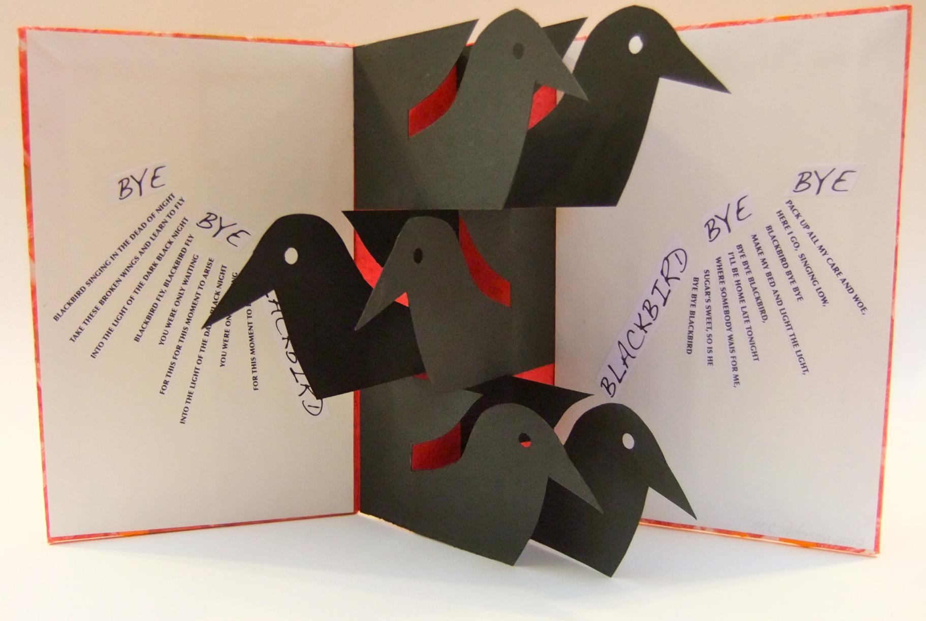 Bye Bye Blackbird   sold