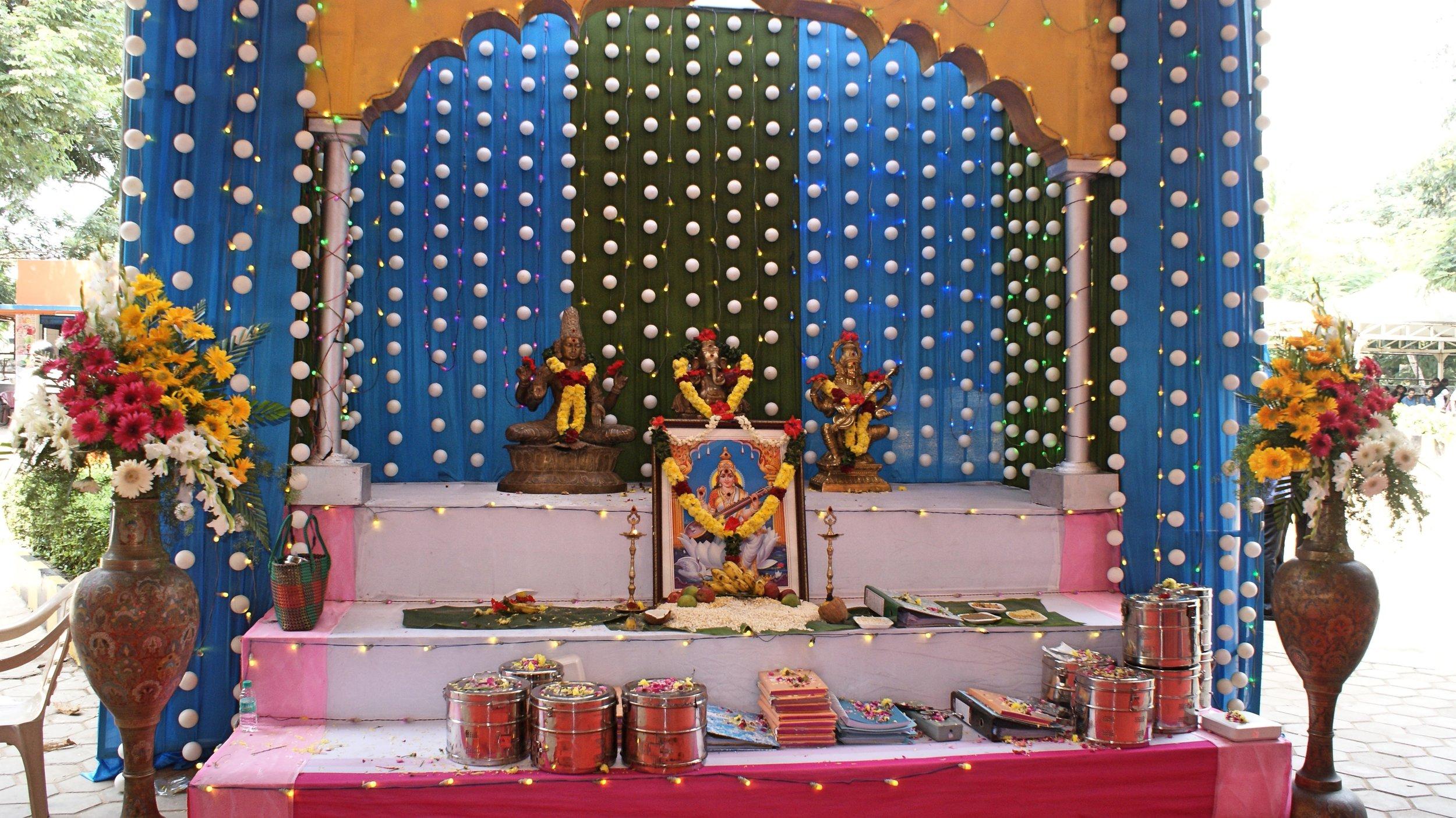 Ayusha Pooja Celebration 2017