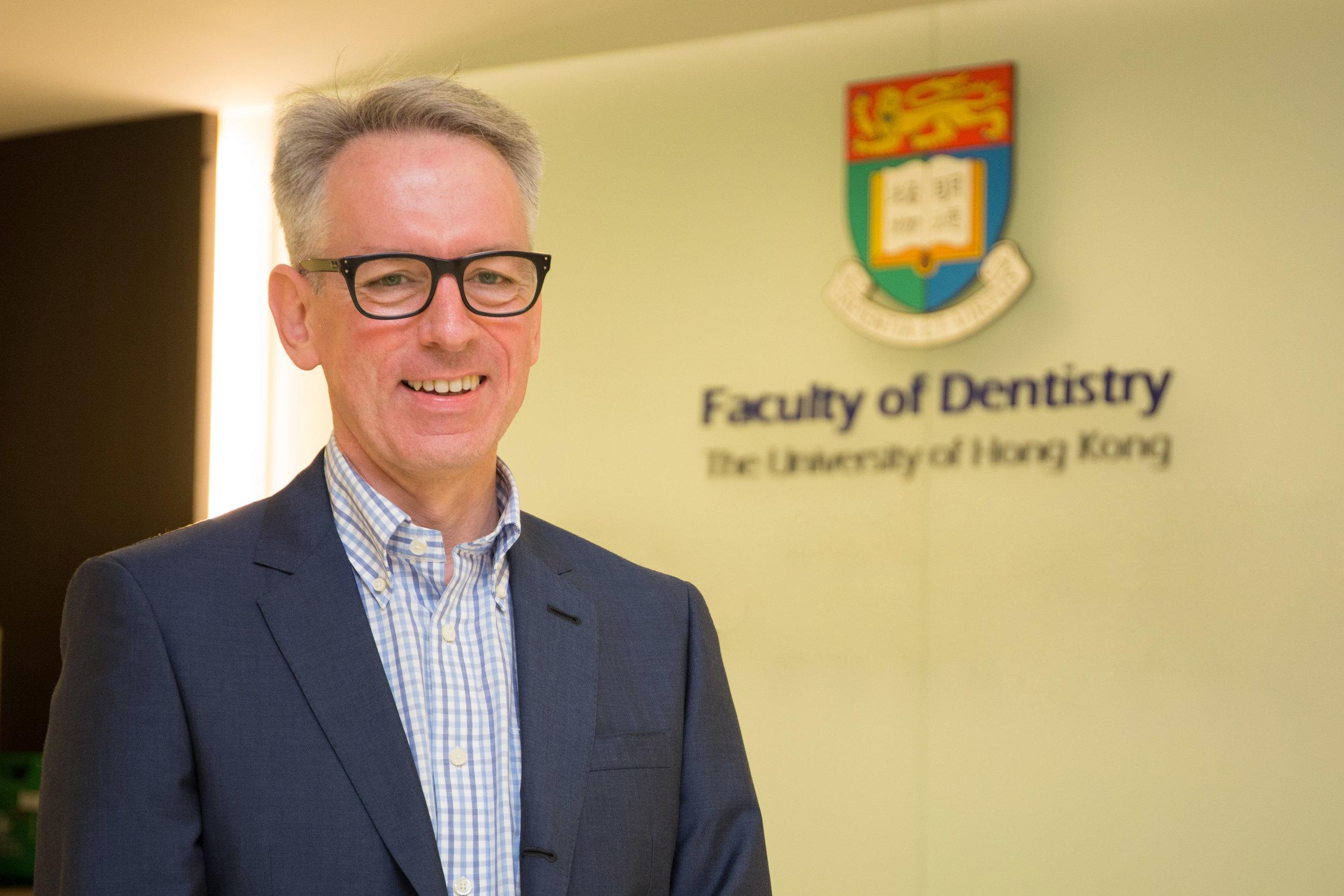 Dr. Michael Botelho  University of Hong Kong, Hong Kong