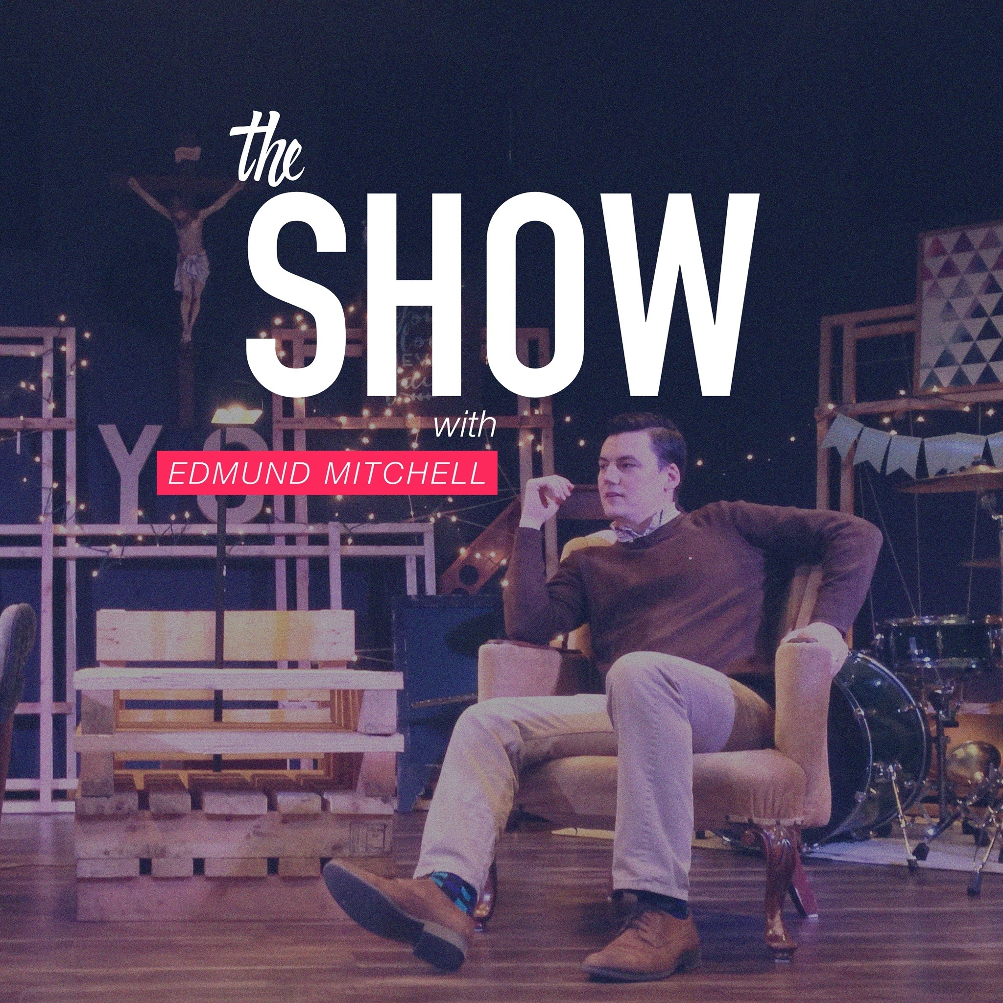 the show with edmund mitchell catholic podcast