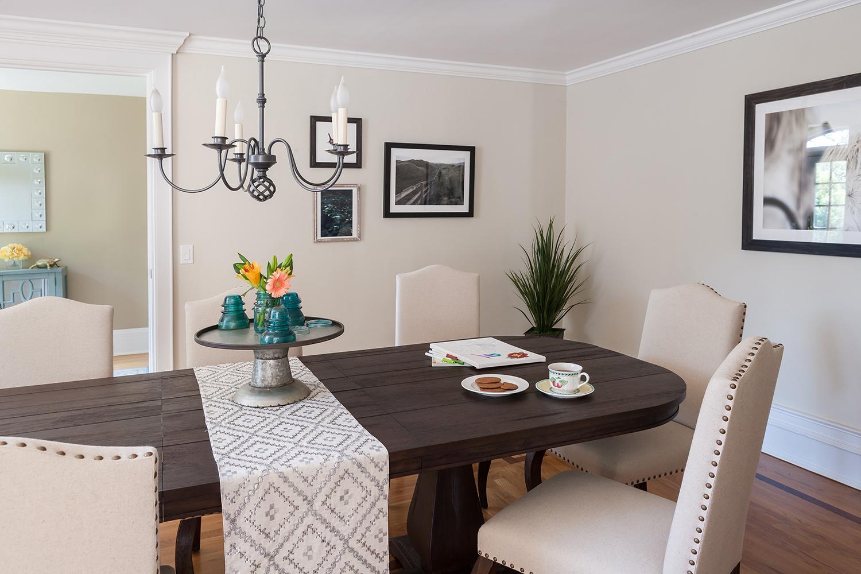 An Elegant Dining Room