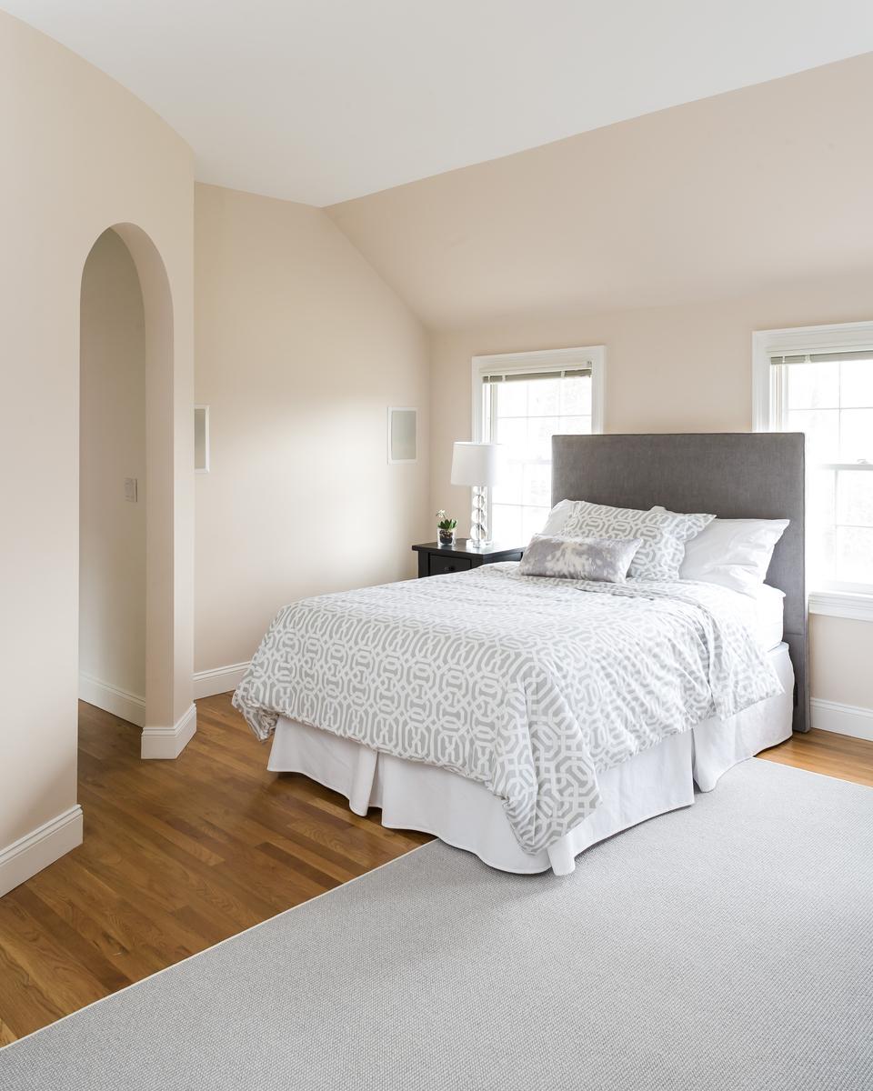 Quiet and Cozy Bedrooms