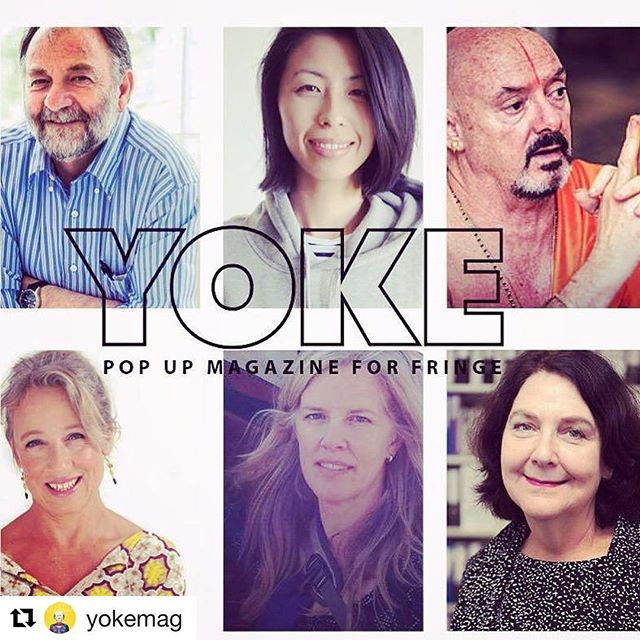 """#Repost @yokemag ・・・ """"We make a living by what we get, but we make a life by what we give."""" Winston Churchill.  Come join this inspiring panel, including Rev Graham Long, over dinner and a discussion into the philosophical enquiry of those who have given their lives to be of service.  Hosted by Cate Peterson from Off the Mat, Into the World Australia, the full panel includes Rev Graham Long; Sri Rama Ramanuja; Susan Jarnason, Clinical Nurse Consultant in Early Intervention Mental Health; Emma Wu, for social enterprise Orange Sky Laundry, and Jennifer Burn, professor of Law and director of Anti-Slavery Australia (ASA) at UTS.  This Thursday 29th from 6.30 pm Tickets for the talk and 3-course dinner are $55.  Spaces are limited - for more info and bookings head to our event page."""