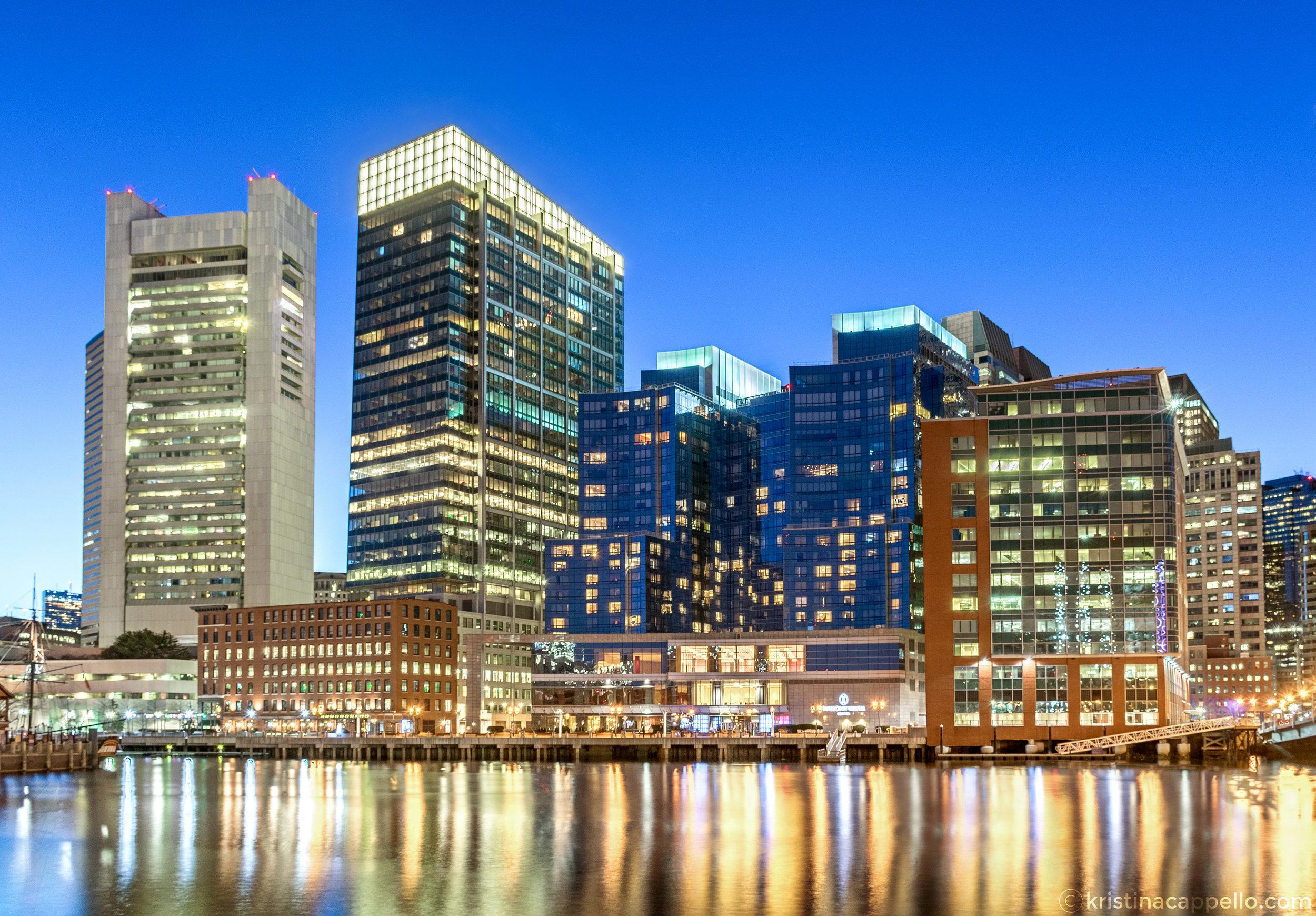 Seaport, Boston Massachusetts