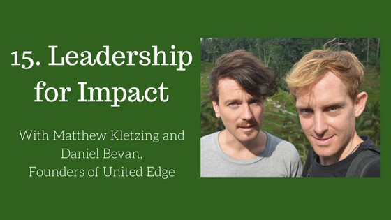 Leadership for Impact