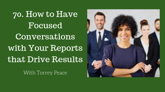 Focused Conversation with Direct Reports