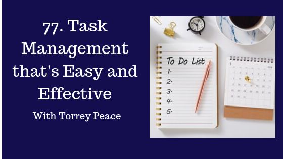 Task Management that's Easy and Effective