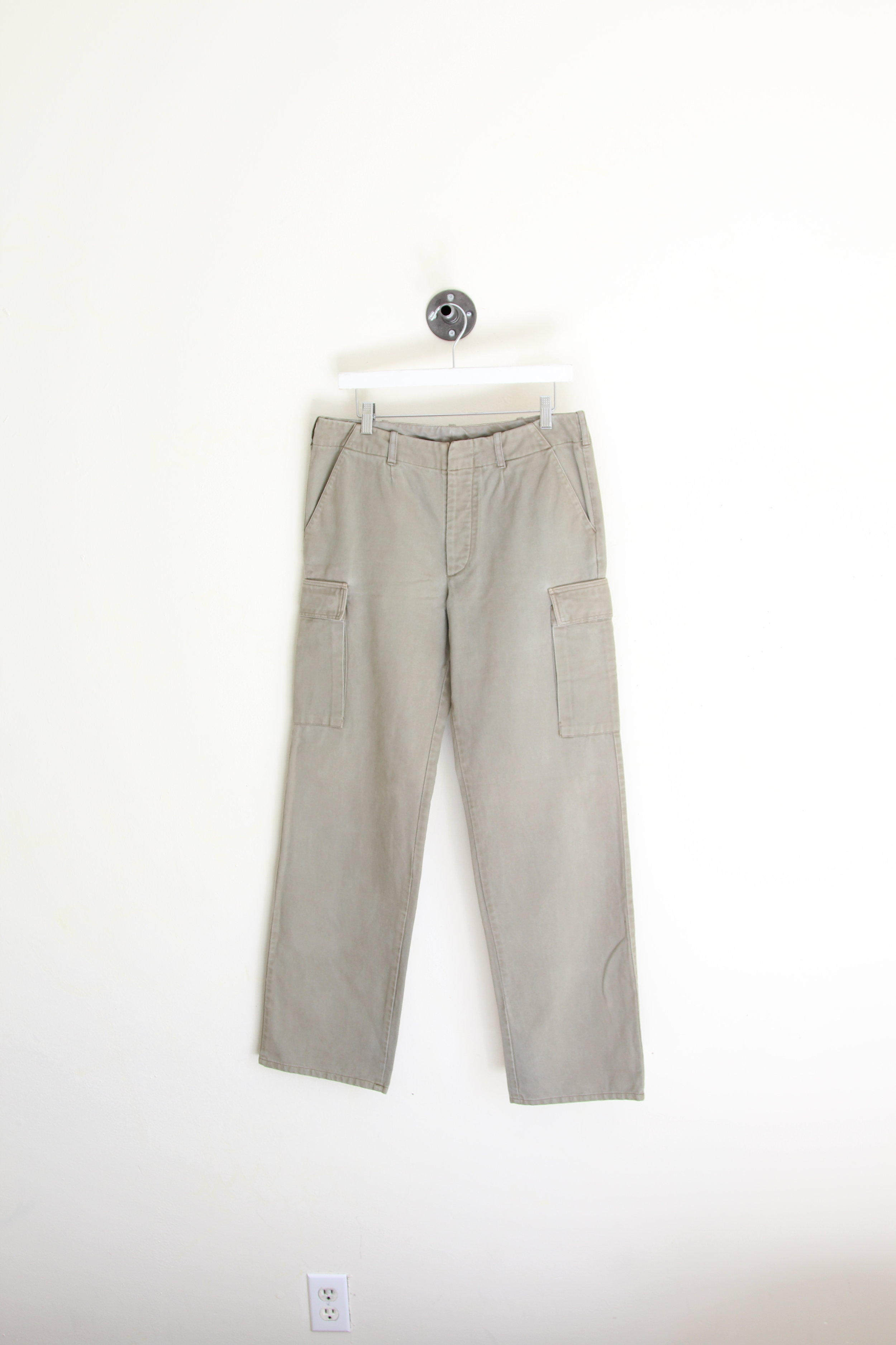 Helmut Lang AW 1998 Cotton Cargo Trousers