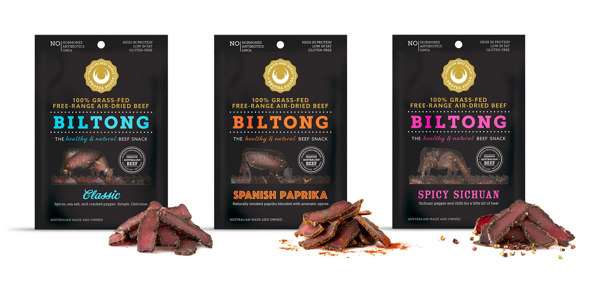 Protea Foods - Premium Beef Range Biltong - All - 1200x650.jpg