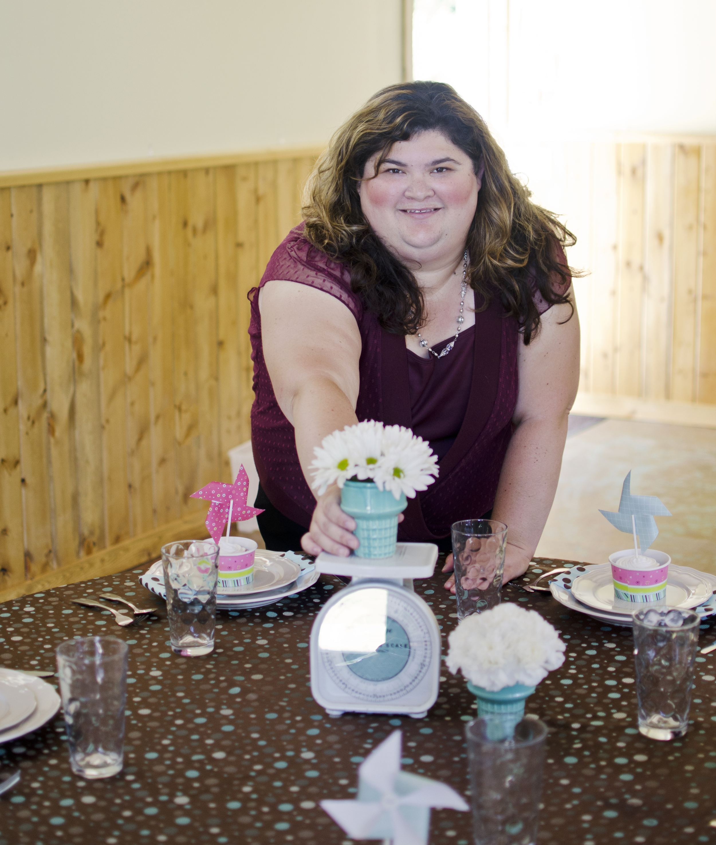 Nicole Broady - Small Business Owner, Party Planner, Wedding Coordinator, & Chronic Volunteer