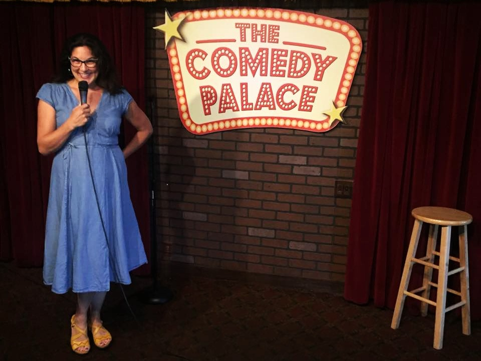 Why I think everyone should do standup: not because everyone needs a Netflix special, but because the feeling of freedom and fearless that comes from having survived!