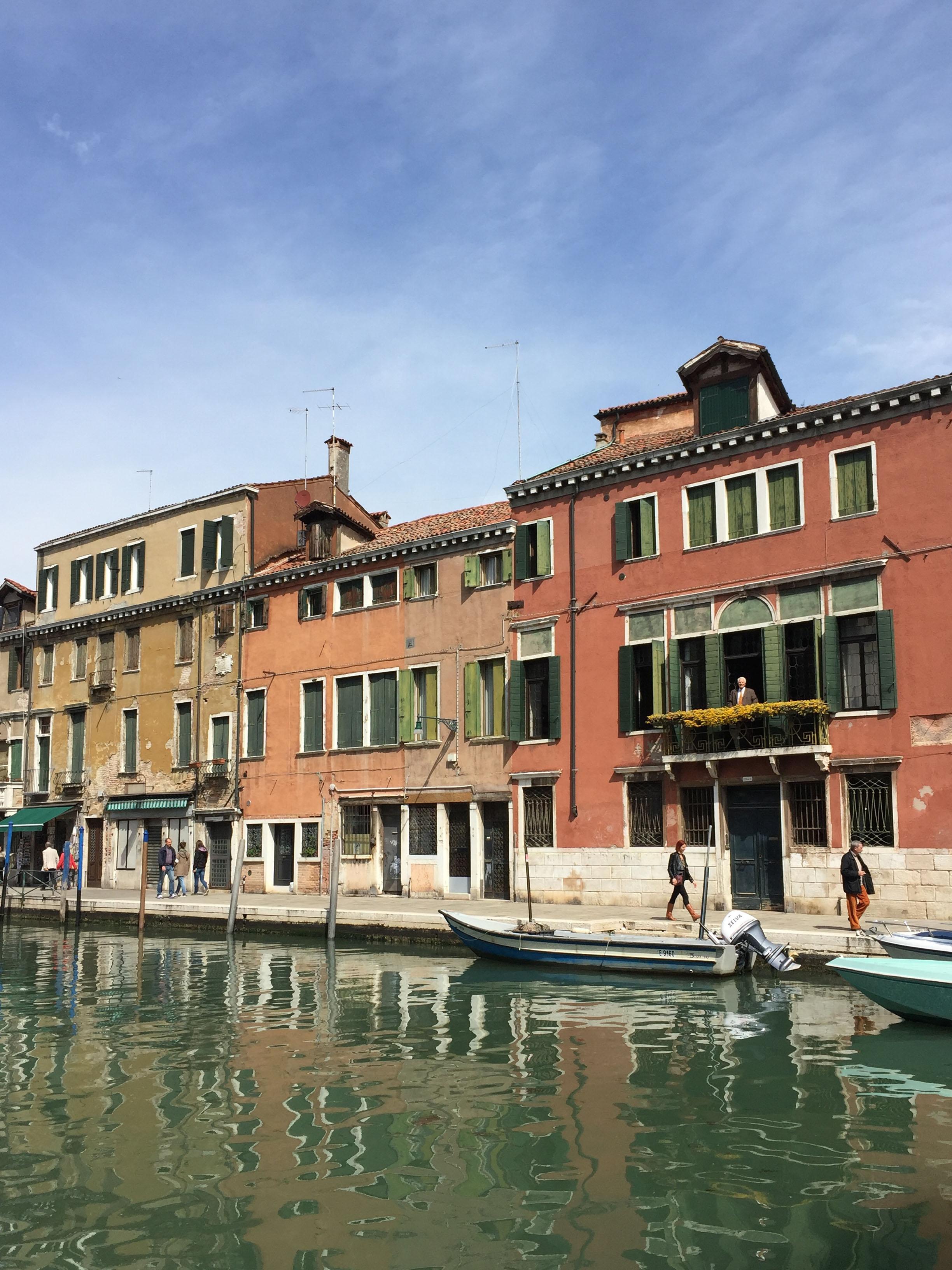 Jewish Ghetto, Venice, Italy, 2016.