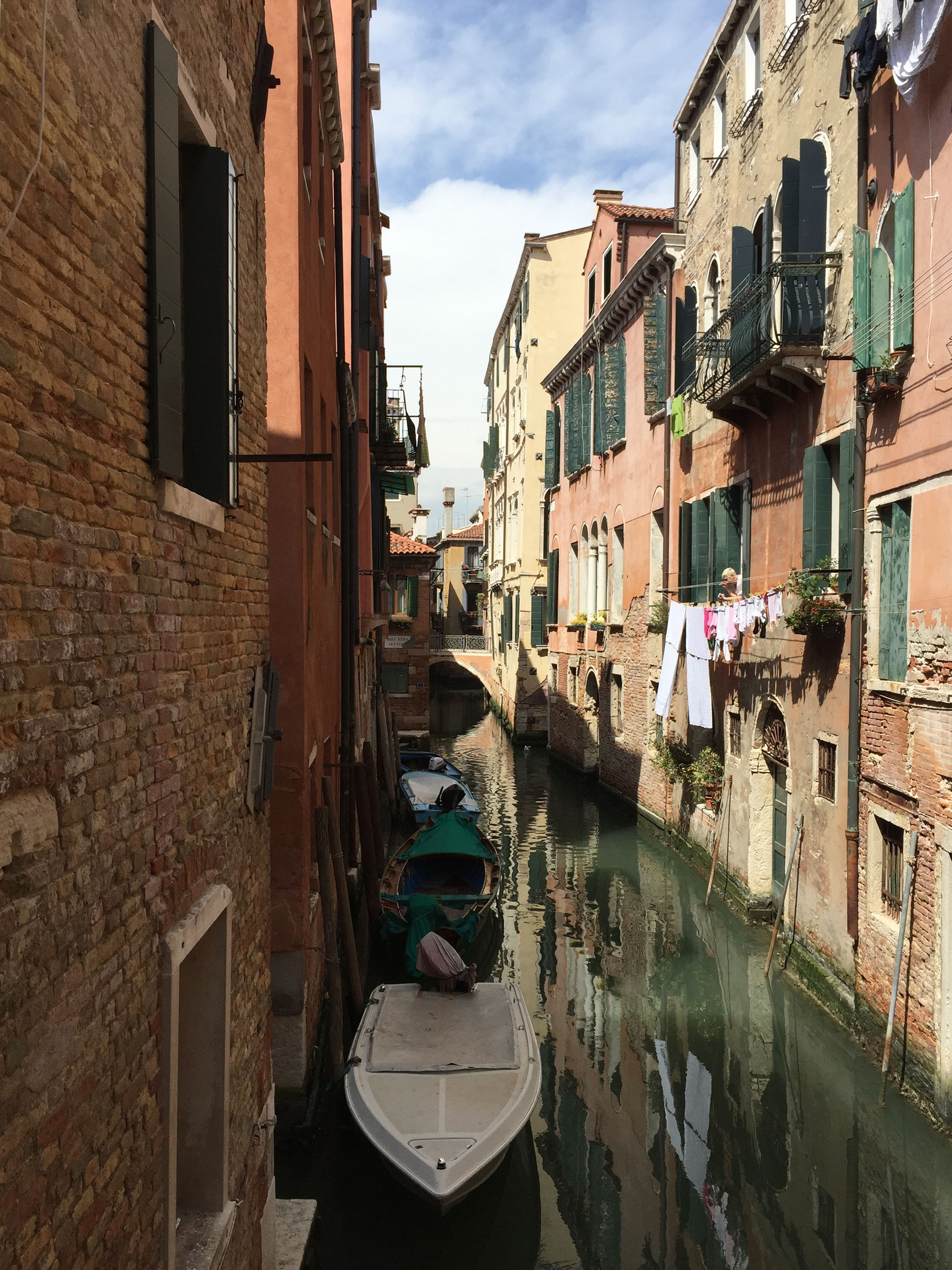 Venice, Italy, 2016.