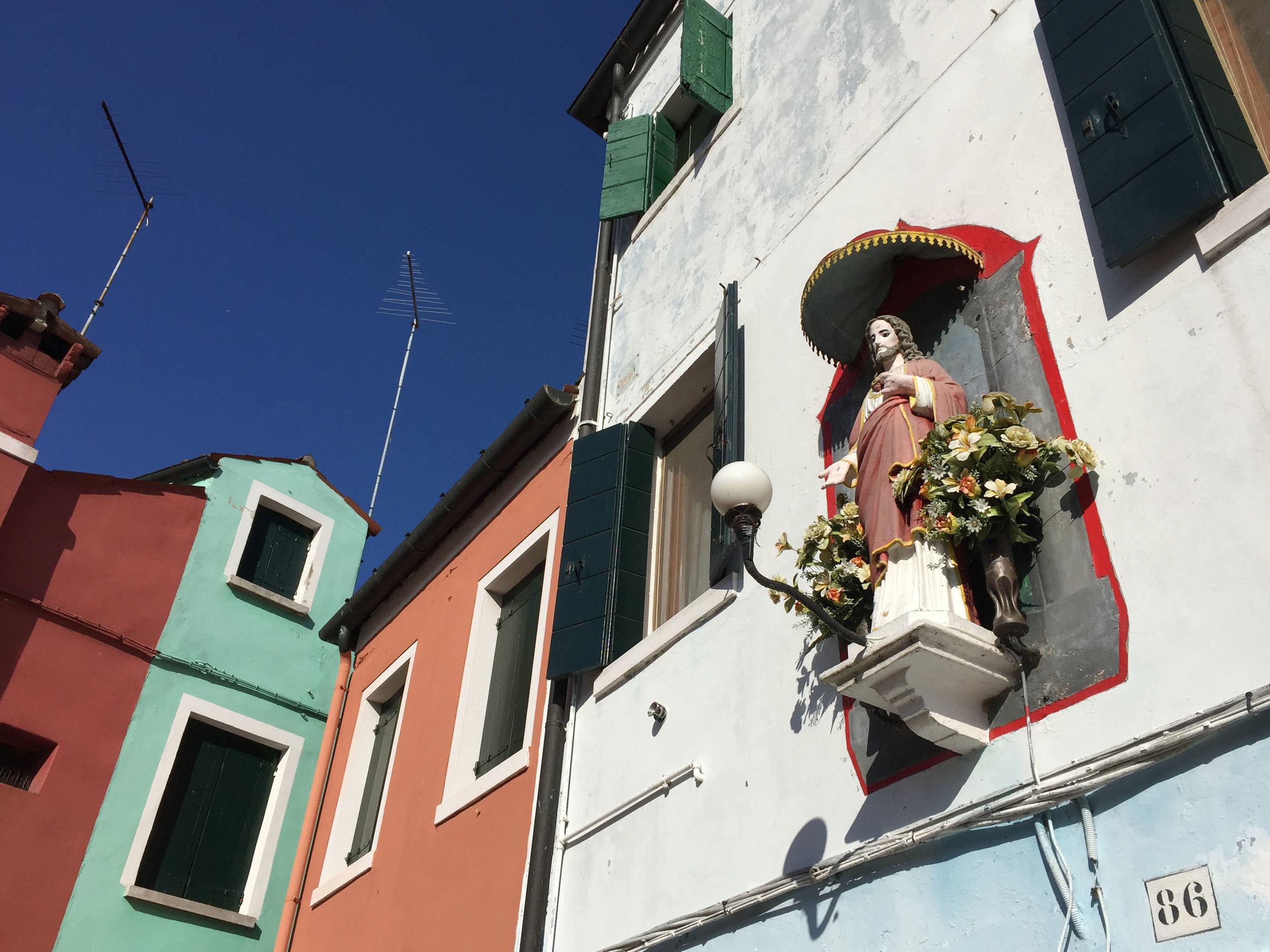 Burano, Venice, Italy, 2016.