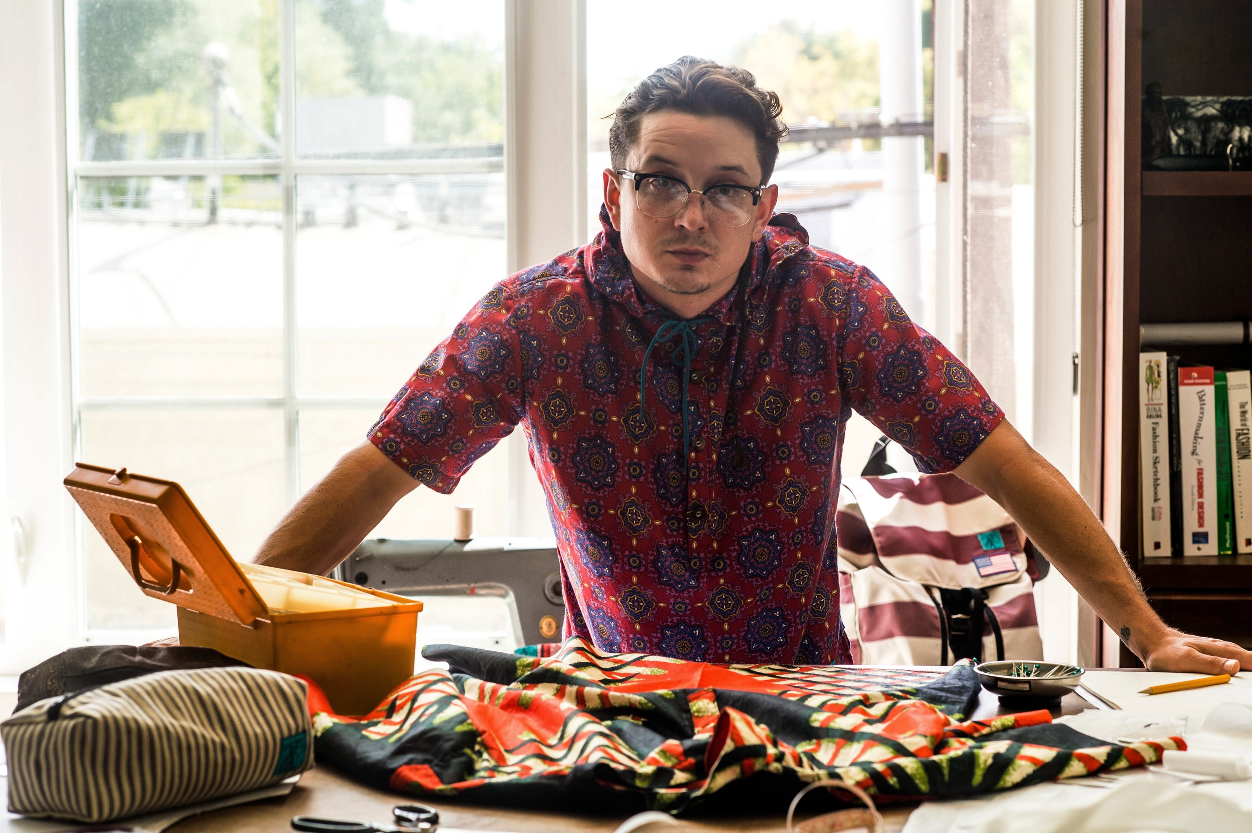 """THE PROMISE - """"I want to bring custom back to men's attire in a big way. There are many brands that create bespoke suites or overpriced products however there is something missing from the true design aspect of the custom/bespoke world. I am here to work as a true bespoke fashion designer.""""— Samuel Rose"""