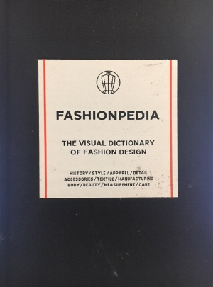 Book cover of  Fashionpedia . Buy this book!