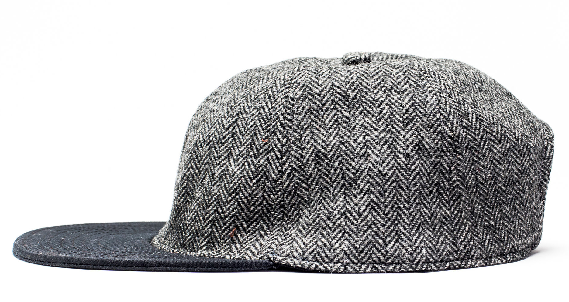 b w herringbone hat side.jpg