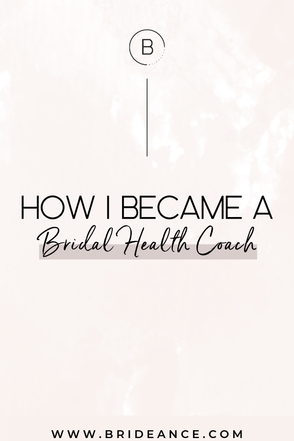Learn how my healthy diet plan guided me into becoming a bridal health coach and how I believe I can help many more brides get the same result as I had. Want results for your own big day? Read to get inspired!