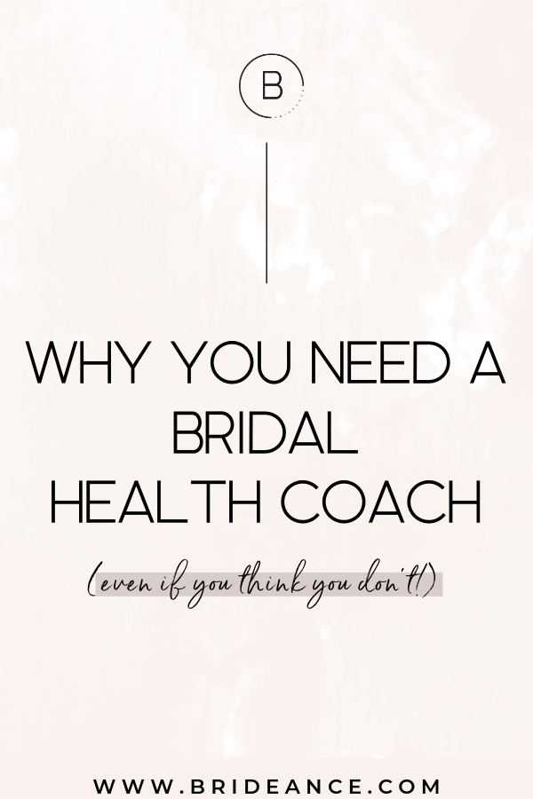 A bridal health coach can help you plan out your healthy wedding diet. We can also hold you accountable for your wedding health plan from sweating for the wedding workouts to bride to be health tips. Get your tailor.png