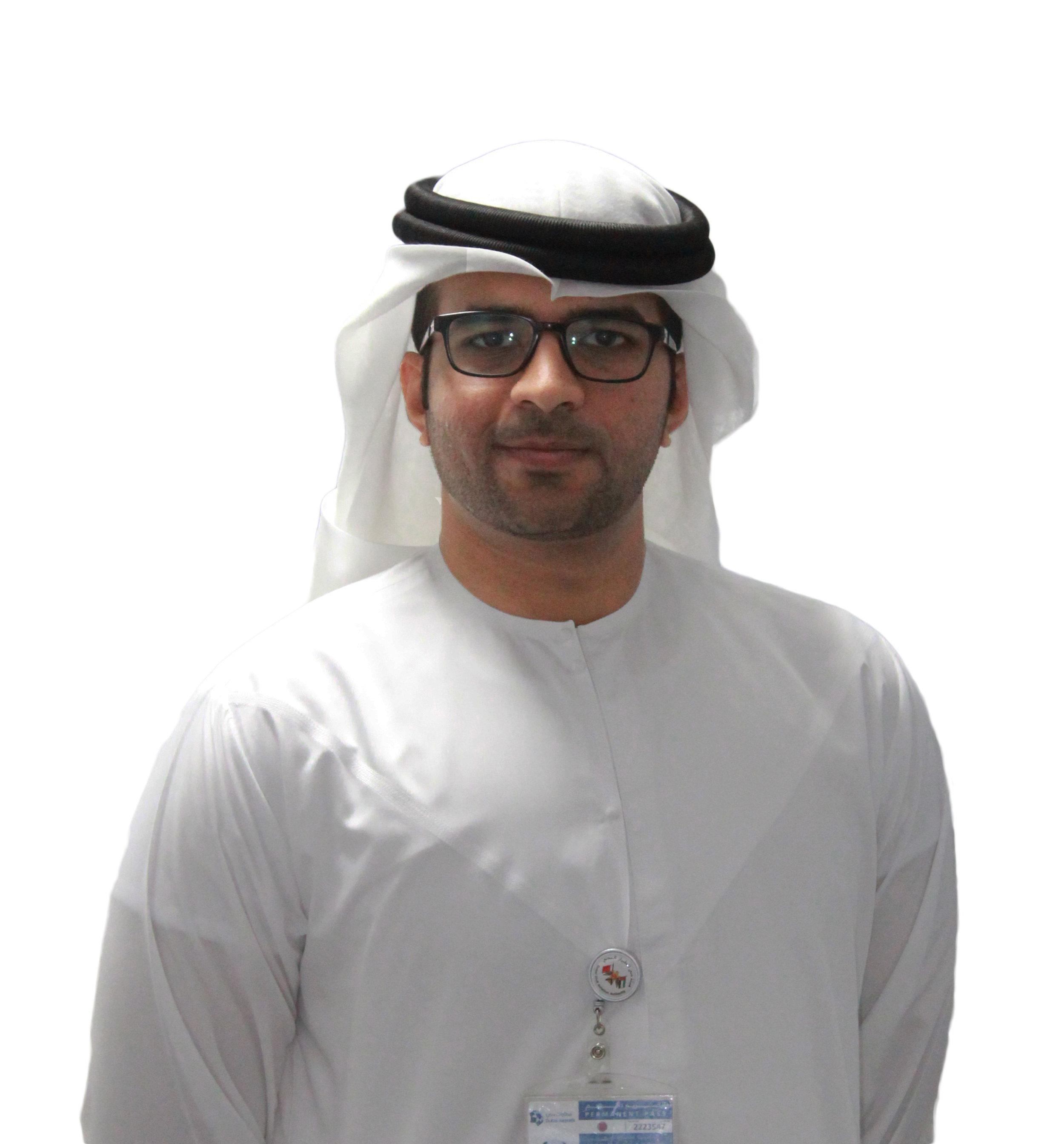 Abdulla Mohammed Abdulla Hassan Al Blooshi, Accident and Incident Investigation Section,Dubai Civil Aviation Authority (DCAA)