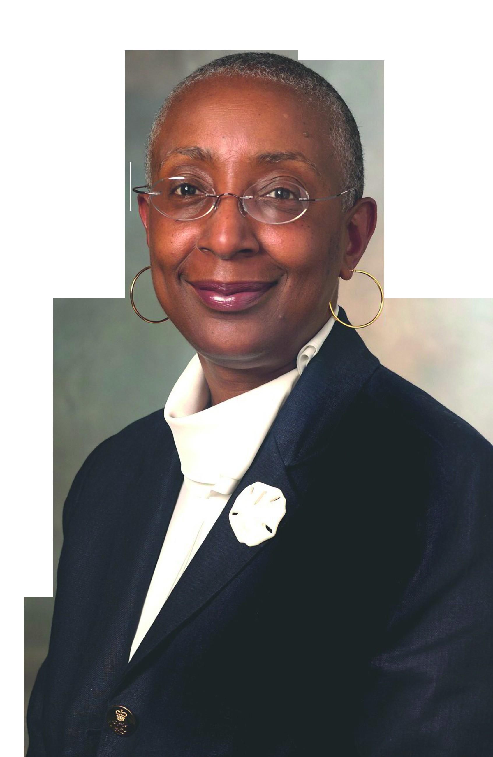 Angela Gittens, Director General of Airport Council International (ACI).