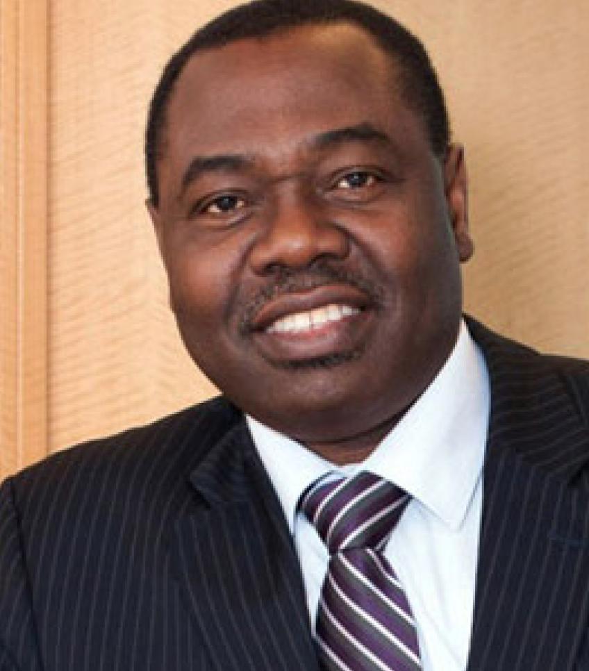 Dr. Olumuyiwa Benard Aliu, President, International Civil Aviation Organization
