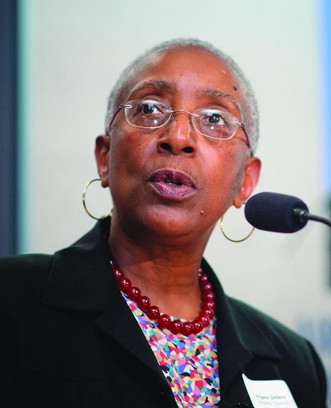 Angela Gittens    Director General, ACI World