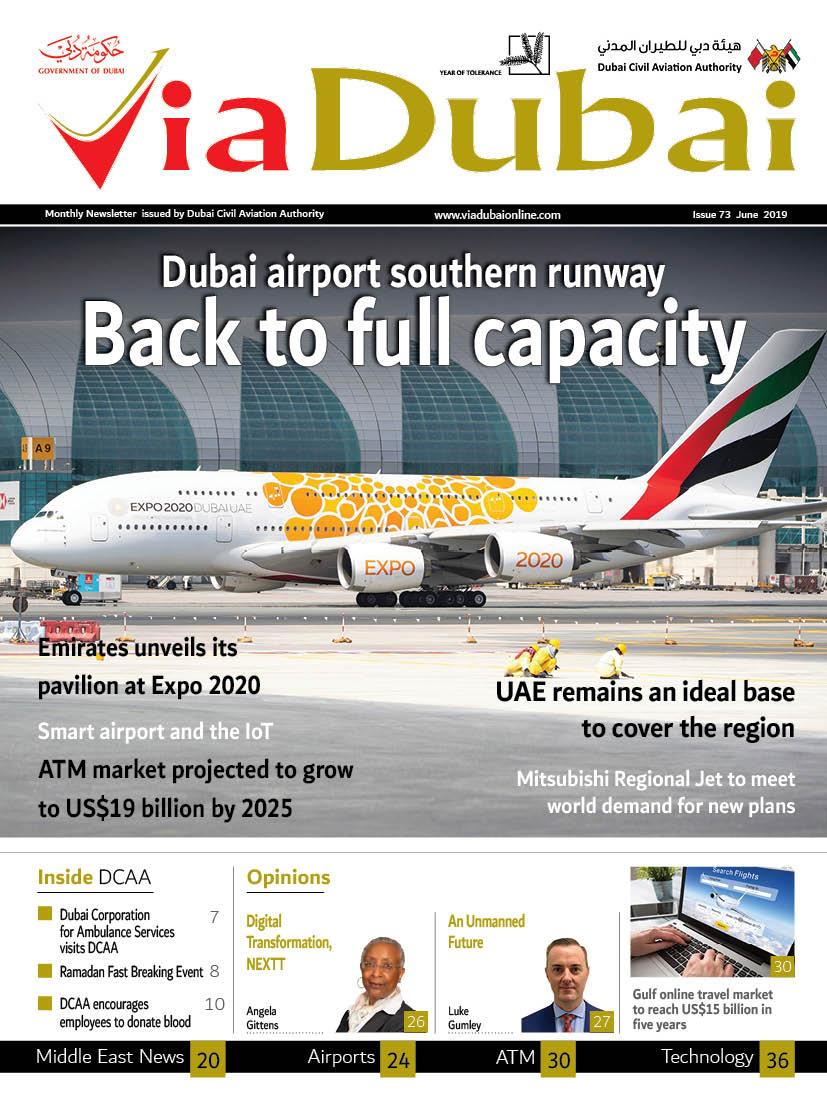 VIA DUBAI ENGLISH JUNE 2019