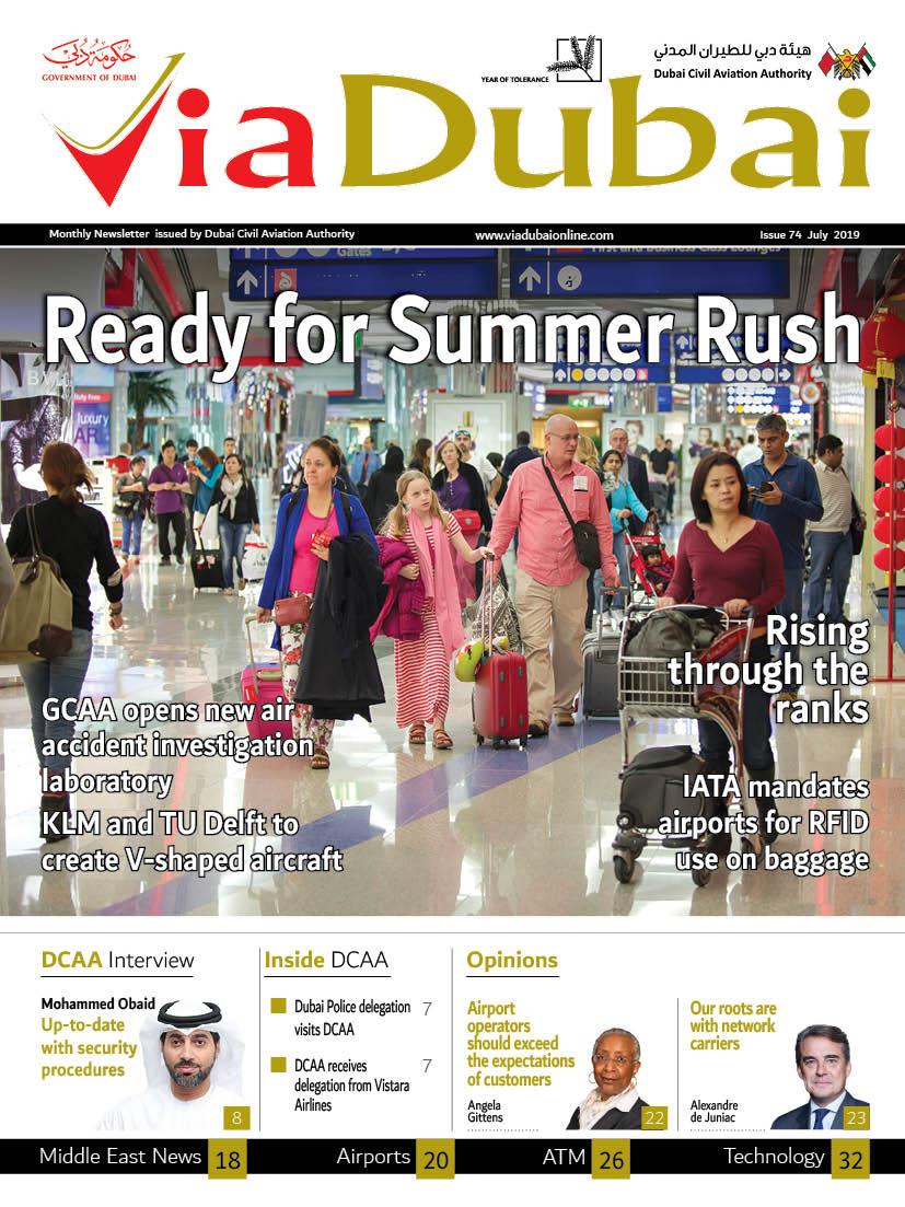 VIA DUBAI ENGLISH JULY 2019