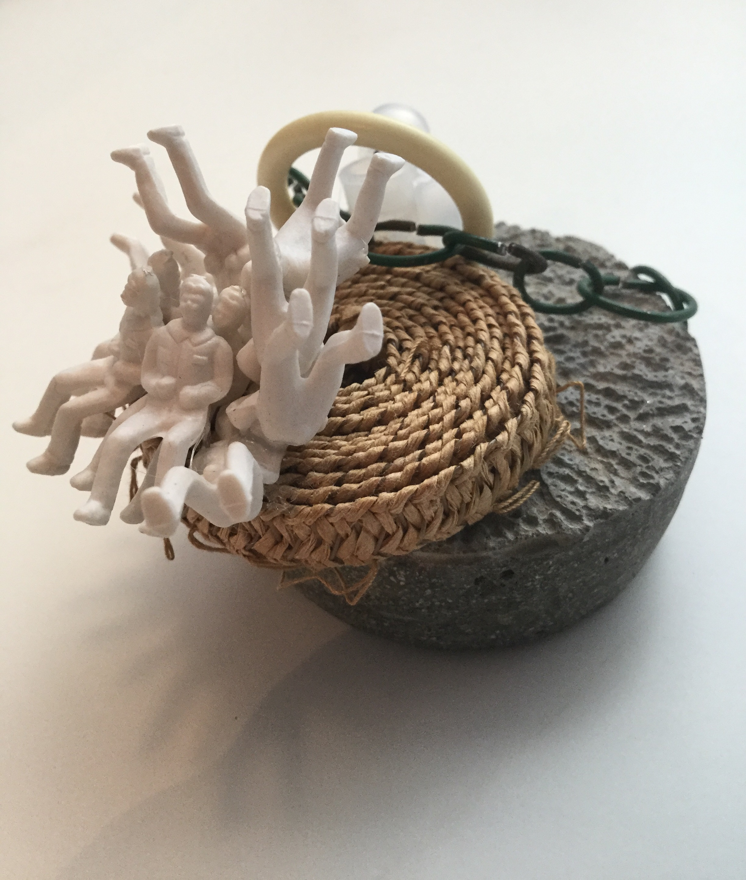 Anthropcene Madrepora Coral