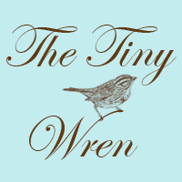 The Tiny Wren : romantic handmade jewelry & accessories