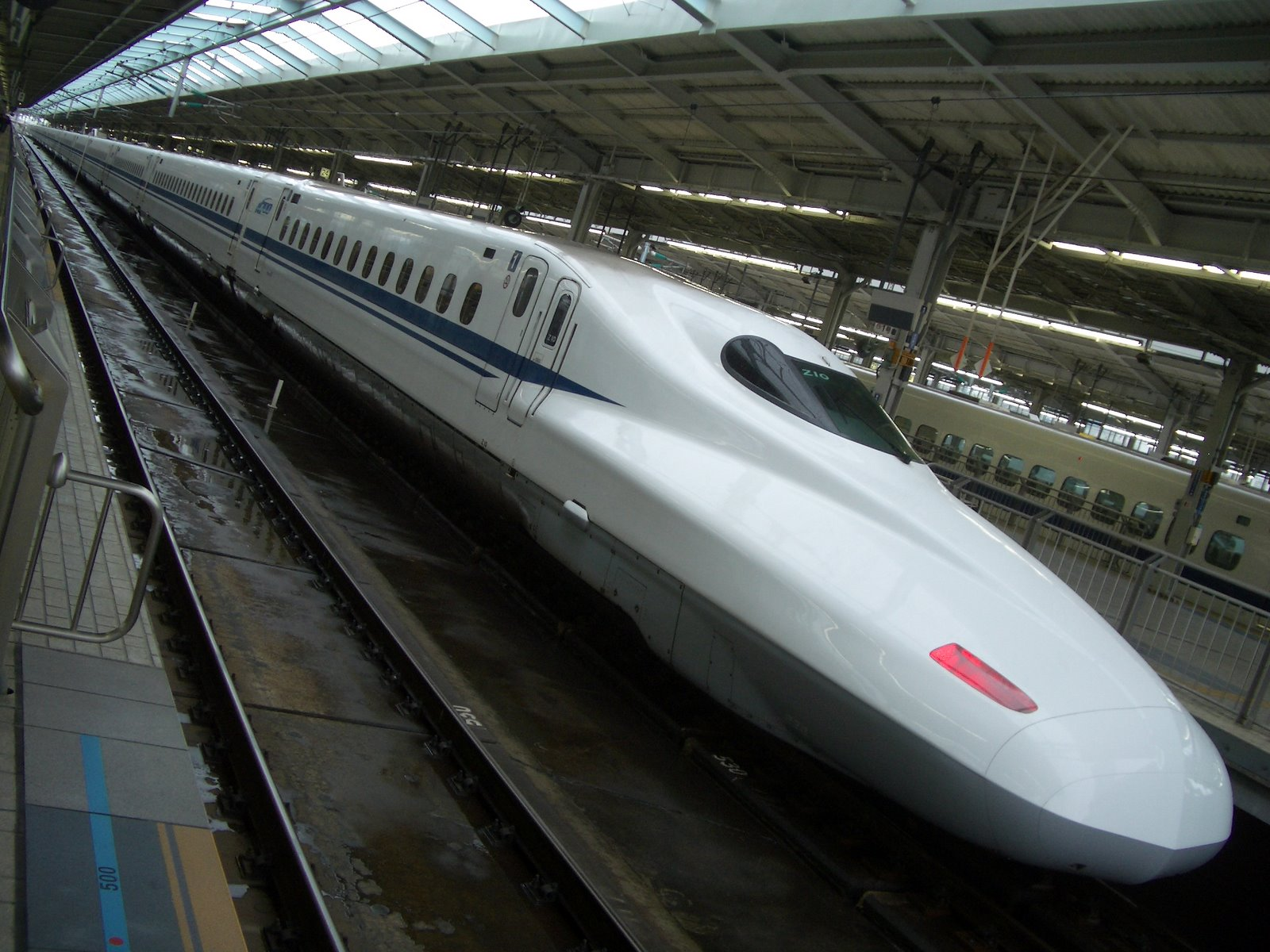 There is plenty to see beyond Tokyo, and the Shinkansen, which debuted just before the 1964 Tokyo Olympics, is one of the best ways to explore Japan.