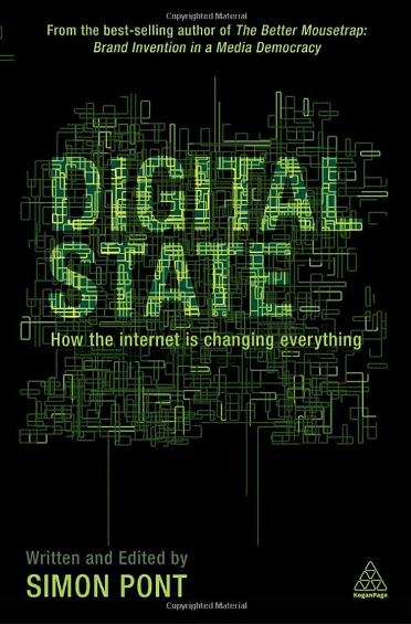 "FARIS WROTE THE 1ST CHAPTER, ""DIGITAL CURRENTS, INVISIBLE FUTURES"" OF  THIS BOOK ."