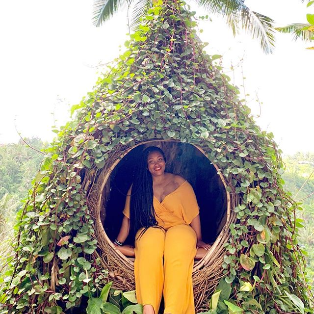 🌻My choice to come to Bali was all about intention. I wanted to be able to rest, relax, and refocus on my spiritual growth. I wish you all were with me, Bali is such an amazing place. What is something that you can do to refocus on yourself ? . 🌻www.UnapologeticallySingle.com🌻 . .  #selfcare #beyou #beyourself #melaninmagic #womenempowerment #happilysingle #selflove #atlanta #womenownedbusiness #explorepage #unapologetic #iambeautiful #love #friends #blackownedbusiness #curatedgifts #livingsingle #lovemyself selflove #unapologeticallysingle #shopsmall #intentions#power #wecandothis #motivation #forgive #power #strength #jacksonville #justbreathe #blackgirlstraveltoo