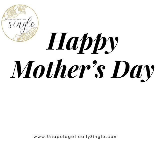 Happy Mothers day to all the awesome mothers and mother figures. Sending hugs and love to all of those who no longer have their mothers in the physical form. Sending peace and positive vibes to the people that love their mothers but may not have the best relationship.  Sending love and light to the women that are patiently waiting to become mothers. Lastly, sending smiles and huge amounts of laughter to those of us that have no kids but will get told happy Mother's Day because we're over the age of 30 and people assume. 🥰🥰🥰 . . 🌻www.UnapologeticallySingle.com🌻  #selfcare #beyou #beyourself #melaninmagic #womenempowerment #jacksonville #happilysingle #selflove #blackgirlmagic #explorepage #unapologetic #positivevibes #love #unapologeticallysingle #happymothersday #mother #motherhood