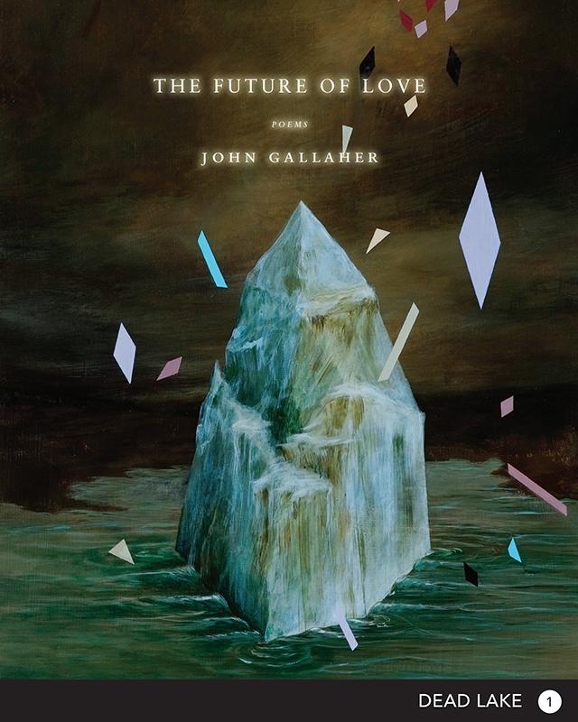 Salt Hill 's Dead Lake Chapbook Series, Cover Design
