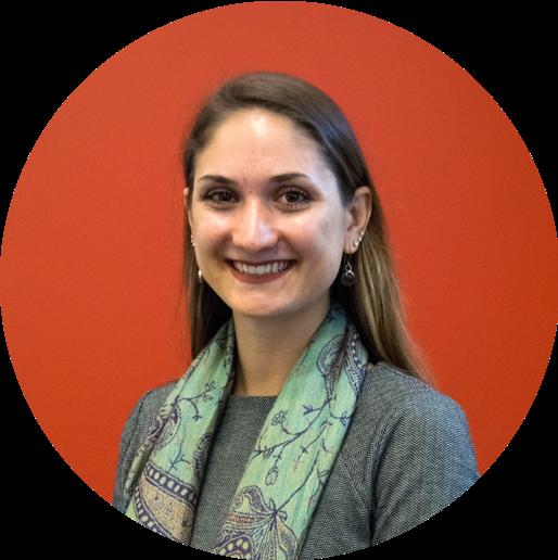 Victoria D'Agostino - Undergraduate senior, aspiring professor, College of Engineering
