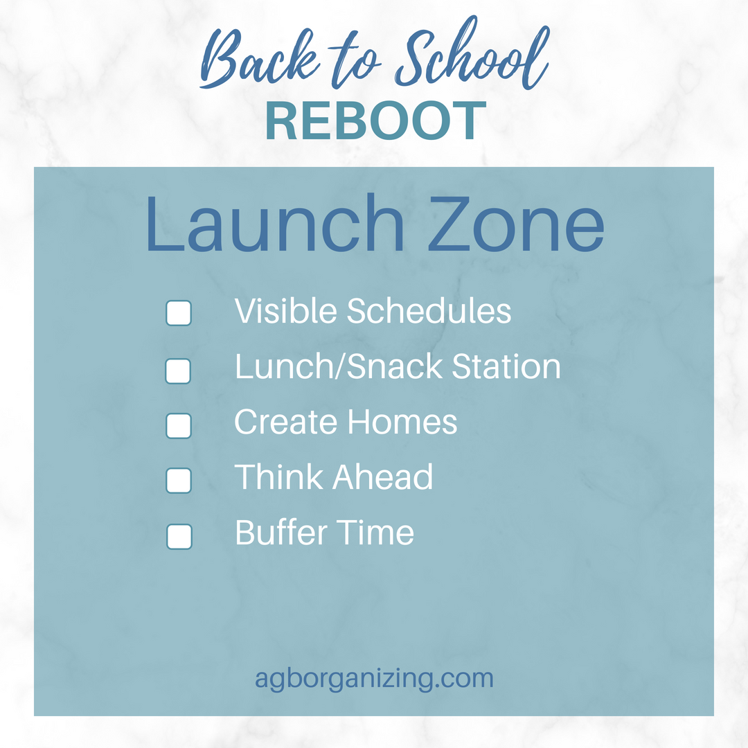 Create a Launch Zone
