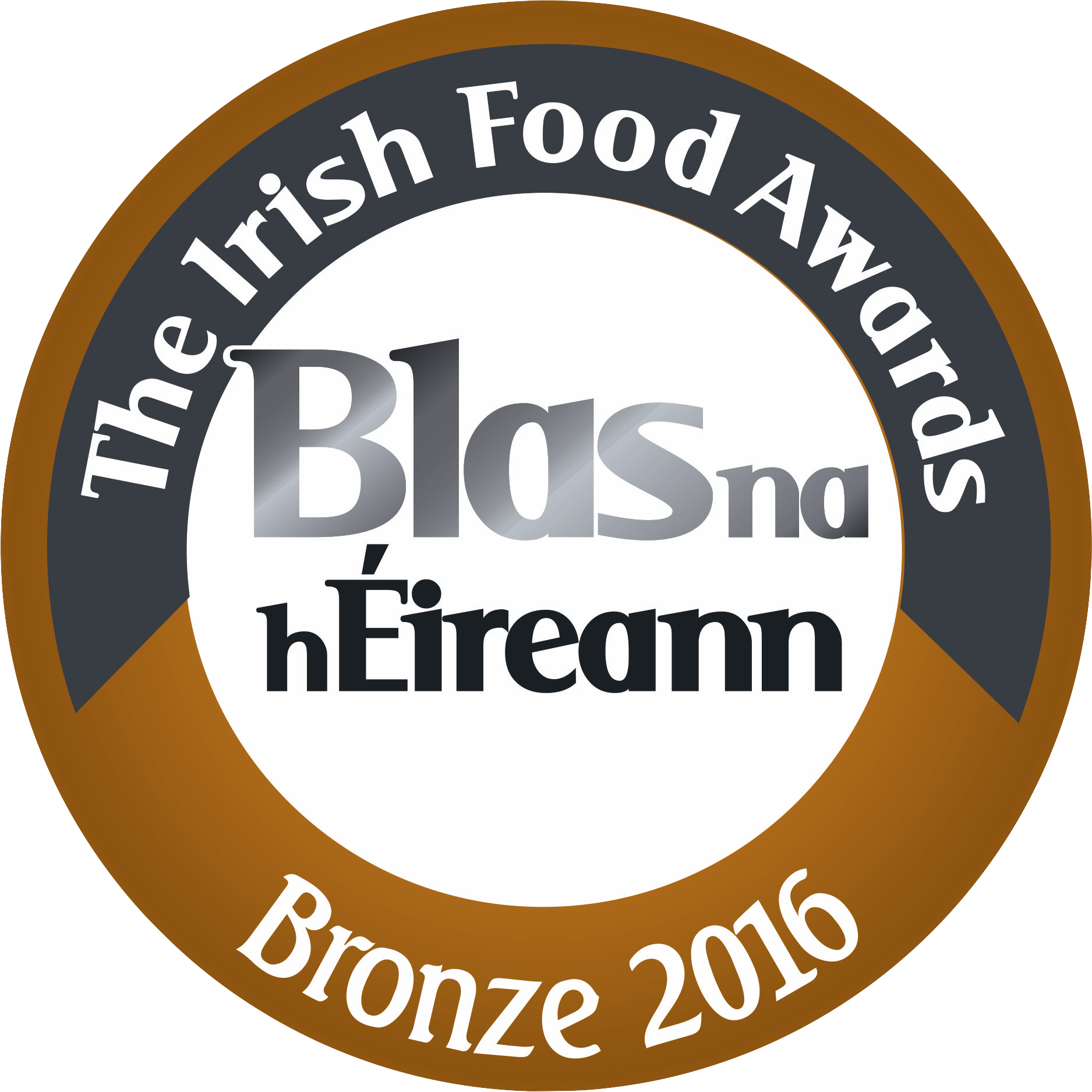 Bronze winner at the 2016 Irish Food Awards for our original Pesto Verde.
