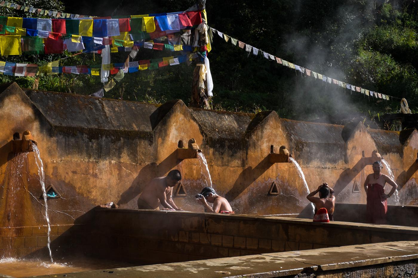 Tatopani on the Tamang Heritage Trail