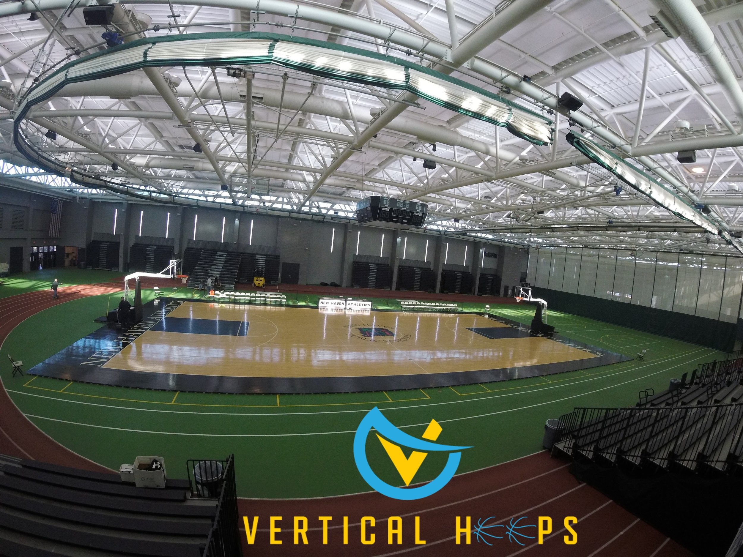 Floyd Little Athletic Center - New Haven, CT