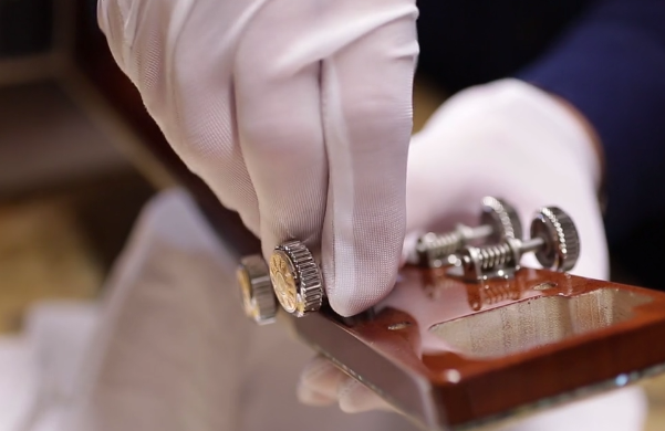 Making of the Two Millionth Martin Guitar