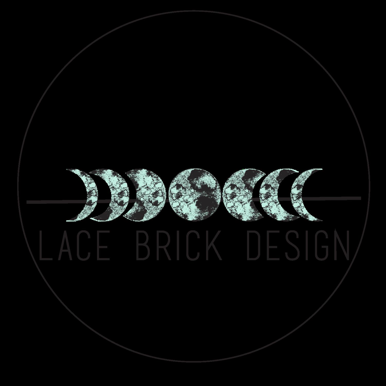 Lace Brick Design