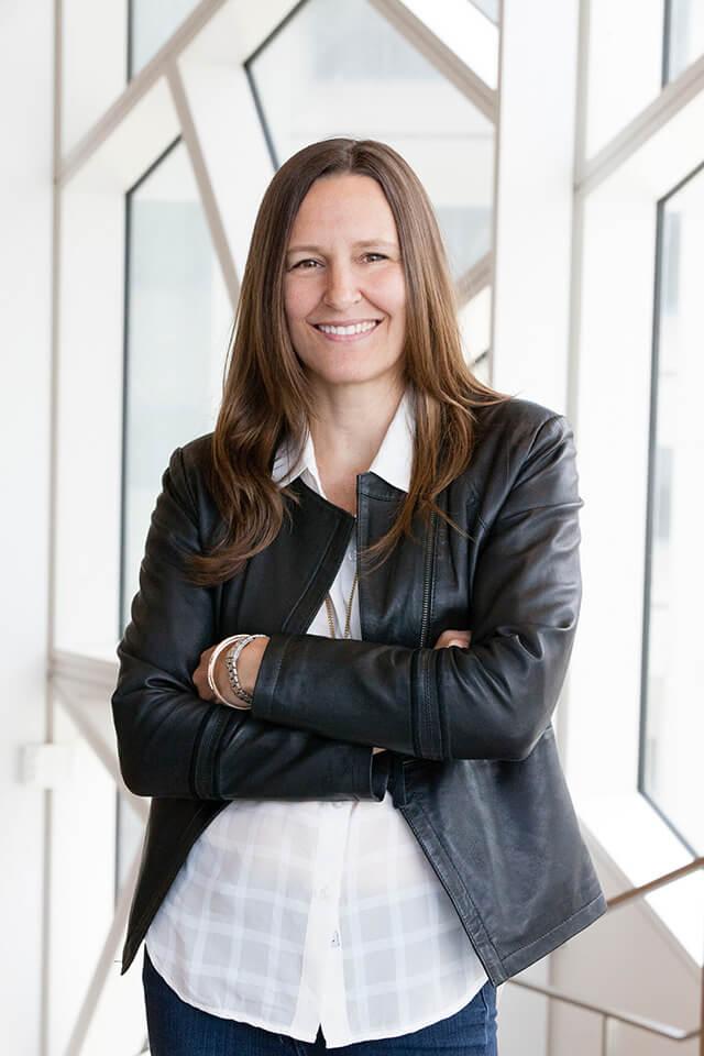 Jennifer Lussier - Calgary